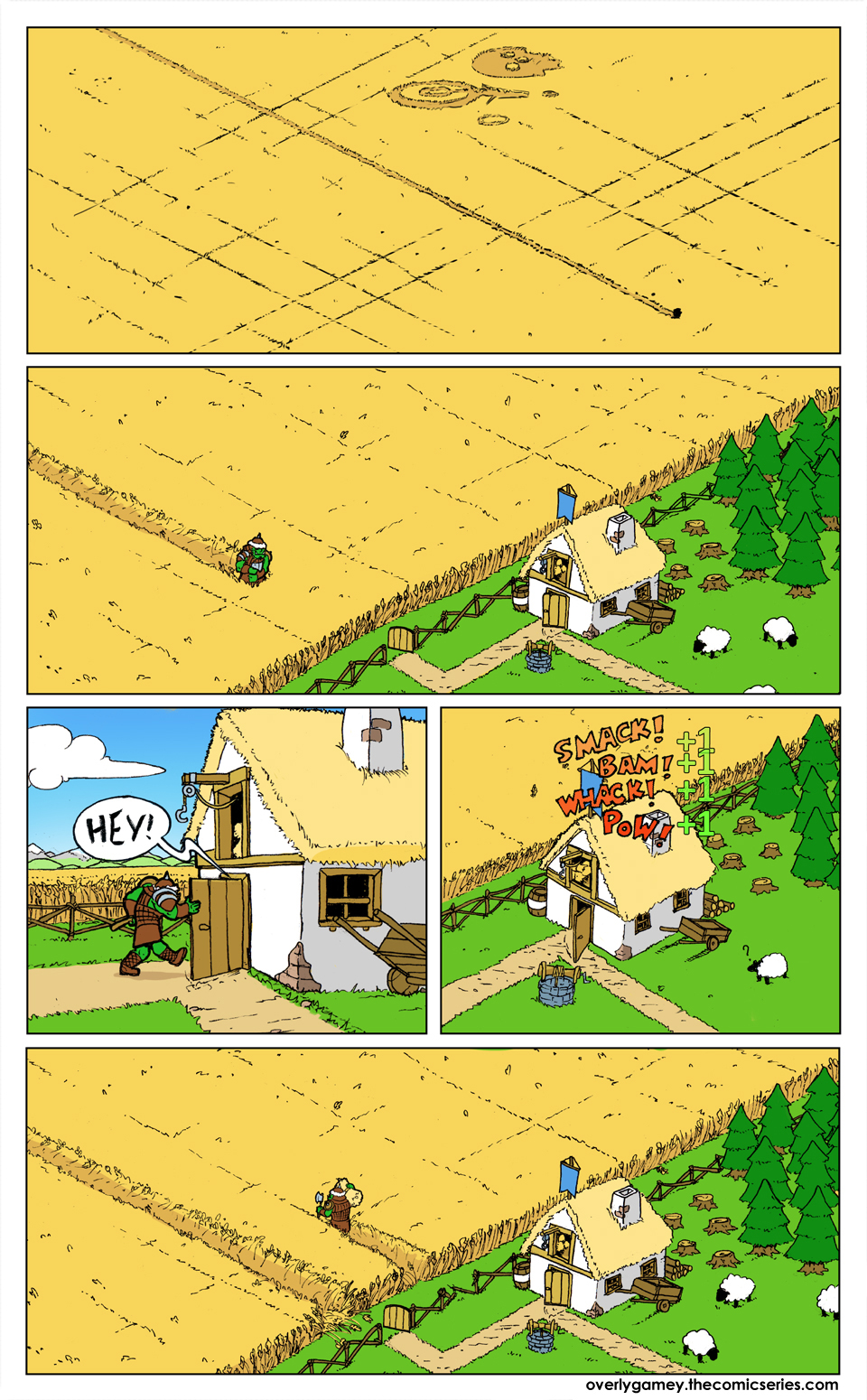 Pillagriculture